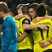 Trotz 1:2 gegen Zenit: BVB im Viertelfinale (Foto)