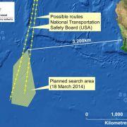 Mögliche MH370-Wrackteile im Indischen Ozean entdeckt (Foto)