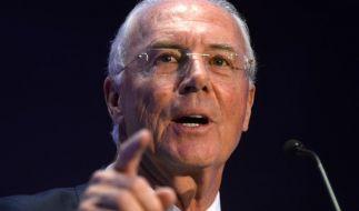 Beckenbauer: «Kein Machtvakuum» beim FCBayern (Foto)