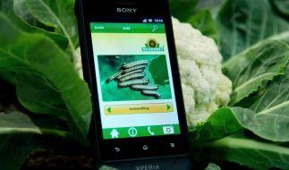 Säen, gießen, ernten: Mit diesen Apps blühen Hobbygärtner auf (Foto)