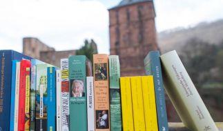 Literaturstadt Heidelberg will auch offiziell den Titel (Foto)