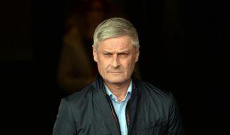 Veh rät Eintracht Frankfurt zu erfahrenem Trainer (Foto)