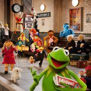 Gewinnen Sie zum Kinostart ein einmaliges Meet and Greet mit Kermit und Miss Piggy in Berlin.