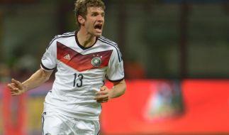 Müllers Ziel in Brasilien: «Weltmeister werden» (Foto)
