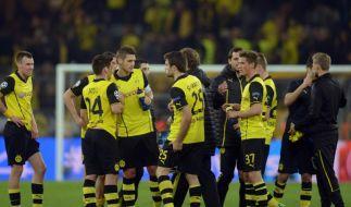 Borussia Dortmund siegt im Fernsehen haushoch (Foto)