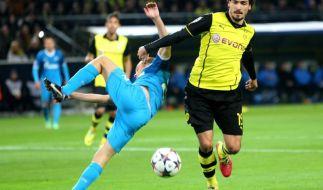 BVB: Nicht gegen die Bayern - Robben:Keine Angst (Foto)