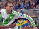 Wolfsburgs Dost fällt zwei Spiele aus (Foto)