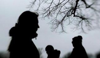 Hunderttausende schwer Depressive ohne angemessene Therapie (Foto)