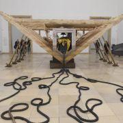 Die Kunst des Kühlergrills:Matthew Barney in München (Foto)