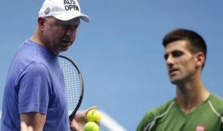 Operation: Becker kann Djokovic in Miami nicht betreuen (Foto)