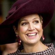 Königin Máxima kommt für Medienpreis nach Baden-Baden (Foto)