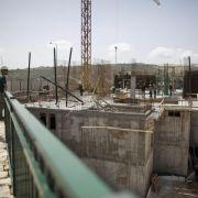 Israel billigt Bau von fast 1200 neuen Siedlerwohnungen (Foto)
