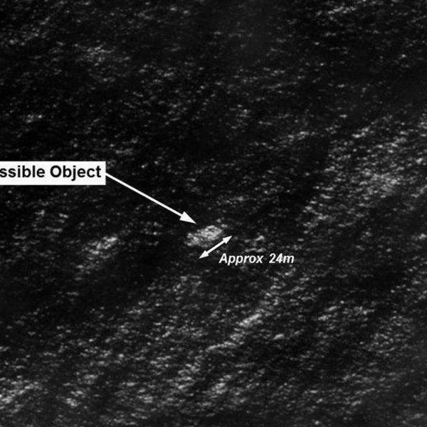 Wrackteile von Flug MH370 könnten tiefer als die Titanic liegen (Foto)