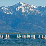 Chiemsee ist «Lebendiger See des Jahres 2014» (Foto)