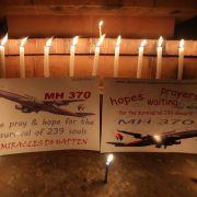 Australier suchen nach MH370-Überlebenden im Ozean (Foto)