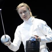 Fechterin Heidemann plant Olympia-Start 2016 (Foto)