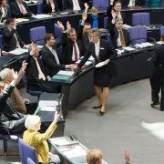 Linke steht mit Forderung nach 10 Euro Mindestlohn allein (Foto)