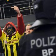 Appell vor Revier-Derby - Strafe für Dortmund (Foto)