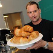 Christian Kahrmann blieb als Wirt auf Cupcakes sitzen (Foto)