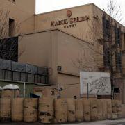 Viele Tote bei Anschlag auf Luxushotel in Kabul (Foto)