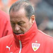 VfB-Trainer Stevens vermisst Führungspersönlichkeiten (Foto)