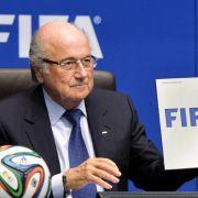 FIFA weicht Katar-Debatte aus - Schweigen zu Korruption (Foto)