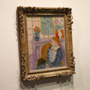 Raubkunst: Norweger geben wertvollen Matisse zurück (Foto)