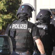 Schießerei in fahrendem Zug: Polizist verletzt (Foto)