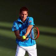 Mayer in Miami in der dritten Runde (Foto)