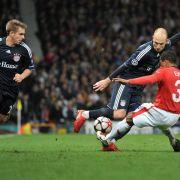 Bayern: «Keine Angst» vor United - Dortmund gegen Real (Foto)