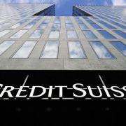 Credit Suisse zahlt 885 Millionen Dollar in US-Hypothekenstreit (Foto)