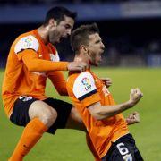 Schuster gewinnt mit FC Málaga 2:0 bei Celta Vigo (Foto)