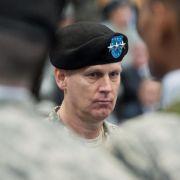 US-Armee will deutschen Stabschef in Wiesbaden (Foto)