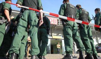 Nach Schießerei im Regionalzug: Verletzter Täter im Koma (Foto)