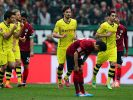 Nach Startproblemen gewinnt Dortmund in Hannover mit 3:0 (Foto)