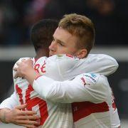 Maxim beendet Stuttgarts Sieglos-Serie - 1:0 gegen HSV (Foto)