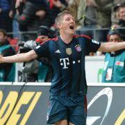 Bayern muss Titelfeier trotz 2:0 in Mainz verschieben (Foto)
