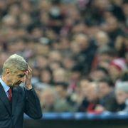 Chelsea «zerstört» mit 6:0 Wengers Arsenal-Jubiläum (Foto)