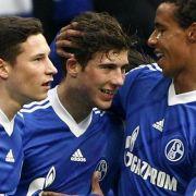 Schalke weiter im Aufwind: 3:1 über Braunschweig (Foto)