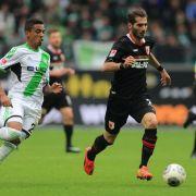 Olic rettet Wolfsburger 1:1 gegen FC Augsburg (Foto)