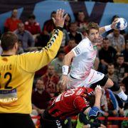 HSV Hamburg erreicht Unentschieden bei Vardar Skopje (Foto)