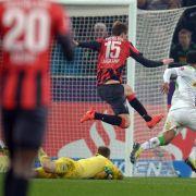 Mönchengladbach wieder auf Kurs: 3:0 gegen Hertha BSC (Foto)