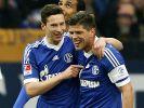 Schalke geht mit Rückenwind ins Derby (Foto)