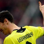 Lewandowski begeistert mit Traumtor (Foto)