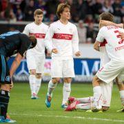 VfB erleichtert - HSV rutscht wieder ab (Foto)