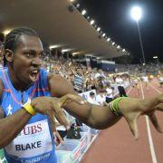 Blake meldet sich mit 200-Meter-Sieg zurück (Foto)