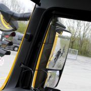 Ministerium will besseren Schutz vor Abbiege-Unfällen mit Lkw (Foto)