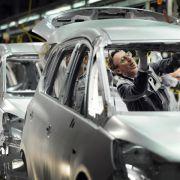 Autokonzernen tut Rubel-Absturz bereits weh (Foto)