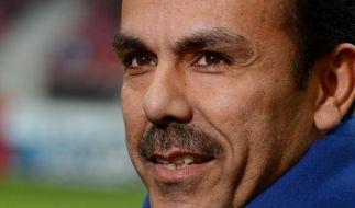 Herthas Luhukay: Zehn-Prozent-Chance gegen Bayern (Foto)