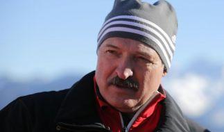 Weißrussland warnt vor Politisierung der WM in Minsk (Foto)